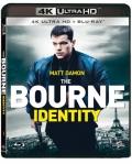 Bourne Identity (Blu-Ray 4K UHD + Blu-Ray)