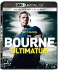 Bourne Ultimatum (Blu-Ray 4K UHD + Blu-Ray Disc)