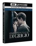 Cinquanta sfumature di grigio (Blu-Ray 4K UHD + Blu-Ray)