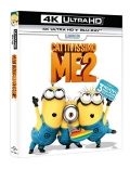 Cattivissimo me 2 (Blu-Ray 4K UHD + Blu-Ray)