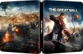 The great wall - Limited Steelbook (Blu-Ray)