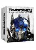 Transformers - La Quadrilogia (4 DVD)