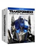 Transformers - La Quadrilogia (4 Blu-Ray)