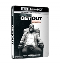 Scappa - Get out (Blu-Ray 4K UHD + Blu-Ray Disc)