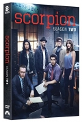 Scorpion - Stagione 2 (6 DVD)