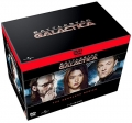 Battlestar Galactica - Stagioni 1-4 (25 DVD)