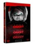 Chucky Collection (3 DVD)