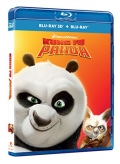 Kung Fu Panda (Blu-Ray 3D + Blu-Ray Disc)