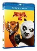 Kung Fu Panda 2 (Blu-Ray 3D + Blu-Ray Disc)