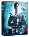 Grimm - Serie Completa (34 DVD)