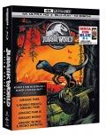 Jurassic 5 Movie Super Collection (5 Blu-Ray 4K UHD + Blu-Ray)
