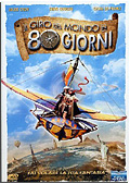 Il giro del mondo in 80 giorni (DVD + Mappamondo)