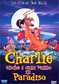 Charlie - Anche i cani vanno in paradiso (Steelbook)