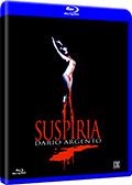 Suspiria (Blu-Ray Disc)