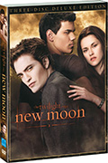 The Twilight Saga: New Moon - Deluxe Limited Edition (3 DVD)