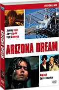 Arizona Dream - Il valzer del pesce freccia (DVD + Booklet)