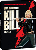 Kill Bill Collection - Limited Edition (Steelbook, 2 Blu-Ray Disc)