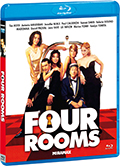 Four rooms (Blu-Ray Disc)