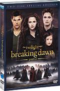 The Twilight Saga: Breaking Dawn - Parte 2 – Edizione Speciale (2 DVD)