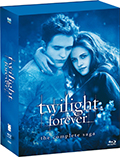 Twilight Forever: The Complete Saga - Limited Edition (10 Blu-Ray Disc)