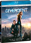 Divergent - Steelbook Limited Edition (Blu-Ray)