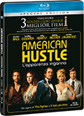 American Hustle - L'apparenza inganna - Limited Edition (Steelbook) (Blu-Ray Disc)