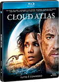 Cloud Atlas - Limited Edition (Steelbook) (Blu-Ray Disc) (2 dischi)