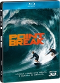 Point Break - Limited Steelbook (Blu-Ray 3D)