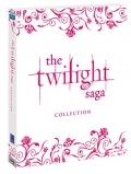Twilight Saga Collection (5 Blu-Ray)