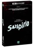 Suspiria (Blu-Ray 4K UHD + Blu-Ray + CD) (Versione Restaurata) (Edizione Limitata)