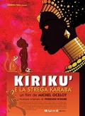 Kirikù e la strega Karabà (Blu-Ray)
