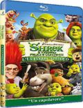 Shrek e vissero felici e contenti (Blu-Ray Disc)