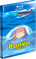 Ponyo sulla scogliera (Blu-Ray Disc)