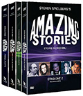 Amazing Stories - Storie Incredibili - Serie Completa (4 Cofanetti, 12 Dvd)