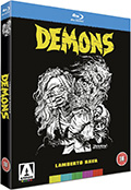 Demoni (Blu-Ray) (Import, Audio Italiano)