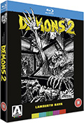 Demoni 2 (Blu-Ray) (Import, Audio Italiano)