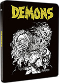 Demoni Collection - Steelbook Limited (Blu-Ray) (Import, Audio Italiano)