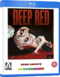 Profondo Rosso (Blu-Ray Disc) (Import UK, Audio ITA)