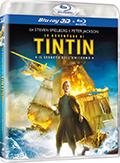 Le Avventure di Tintin - Il segreto dell'Unicorno (Blu-Ray Disc + Blu-Ray 3D)