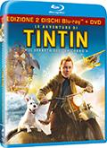 Le Avventure di Tintin - Il segreto dell'Unicorno (Blu-Ray Disc + DVD)