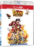 Pirati! Briganti da strapazzo - Limited Edition (Blu-Ray 3D/2D + DVD)