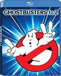 Cofanetto: Ghostbusters 1 & 2 (2 Blu-Ray)