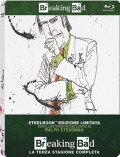 Breaking Bad - Stagione 3 (Limited Steelbook Edition) (3 Blu-Ray Disc)