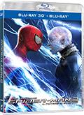 The amazing Spider-Man 2 - Il potere di Electro (Blu-Ray 3D + Blu-Ray)