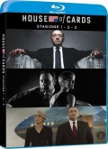 House of Cards - Stagioni 1-3 (12 Blu-Ray)