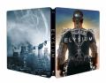 Elysium - Limited Steelbook (Blu-Ray Disc + DVD)