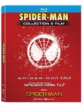 Spider-Man Collection (6 Blu-Ray Disc)