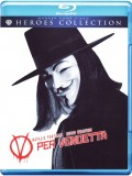 V per Vendetta (Blu-Ray Disc)