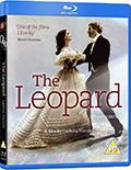 Il Gattopardo (Blu-Ray) (Import UK, Audio ITA)