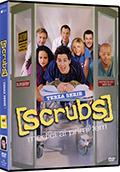 Scrubs - Medici ai primi ferri - Stagione 3 (4 DVD)